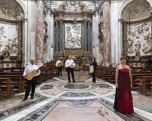 Piazza Navona: Music in Bernini's Rome
