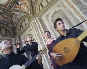 TRASTEVERE BY NIGHT: MUSIC, MYTH AND EROS IN RAPHAEL FRESCOES