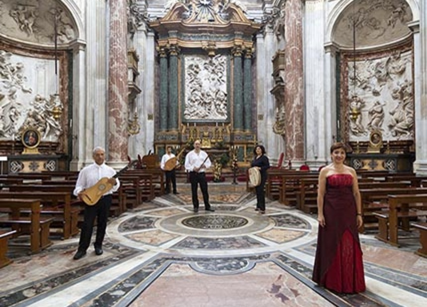 PIAZZA NAVONA: MUSIC IN BERNINI'S ROME WITH DINNER