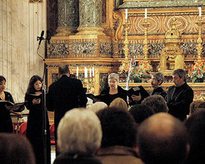CHRISTMAS BAROQUE CONCERT WITH A TRADITIONAL DINNER
