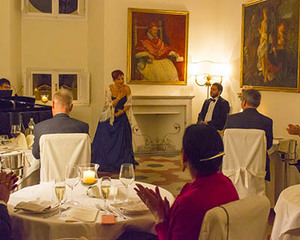 OPERA DINNER: DINING DURING AN OPERA INTERLUDE