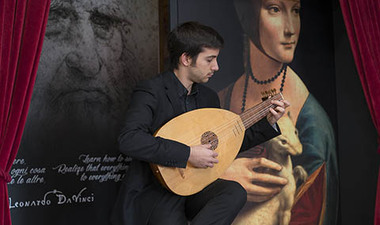 LEONARDO IN ROME: CONCERT AND TOUR