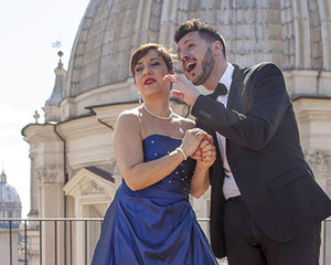 Open Air Opera & Aperitif at Terrazza Borromini