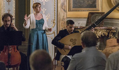 Christmas Concert: Vivaldi and Opera with a Traditional Dinner