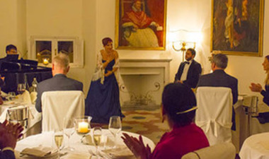 New Year's Concert: Opera and Aperitif at Palazzo Pamphilj