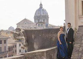 OPEN AIR OPERA CONCERT: BEST ARIAS AND LOVE DUETS August 16, 23 and 30 at 6pm Experience romance with the love songs and the music by Verdi, Puccini, Rossini, Bellini on *the most exclusive Terrace* of Piazza Navona.  More info and tickets https://buff.ly/2uyPpBQ #Rome #Concert #Arias #Opera