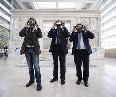 Rome's Ara Pacis revived in virtual journey  http://buff.ly/2dK2Is1 #Rome #AraPacis #tour #virtual #Augustus
