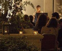 New #event in #Rome - SERENATA ROMANA: CONCERT AND DINNER UNDER THE STARS July 24 and 31 at 7:15pm  Come to enjoy a sweet Roman night in in the Secret Garden of Donna Olimpia in Trastevere and listen to traditional Roman songs under the moon light!   #Info and online #tickets -http://buff.ly/2ujR51i #concert #dinner #Italy #Rome #Trastevere #music #opera