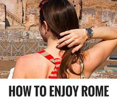 How to spend August in Rome? Check what to do but also what can be closed http://buff.ly/2ubC9ni  #Rome #August #guide #travel